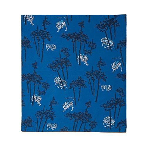 kenzo-drap-plat-kz-tiger-bleu-240-x-295-cm
