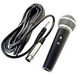 micrófono profesional dinámico micrófono para canto Studio, 5m cable Microphone (SM58)