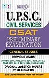 U.P.S.C. Civil Services CSAT Prelimary Examination - General Studies