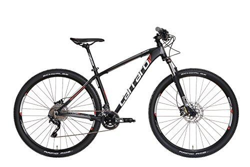 Carraro Comp Sl 29 Bicicletta Mtb, Nero/Rosso Opaco, S