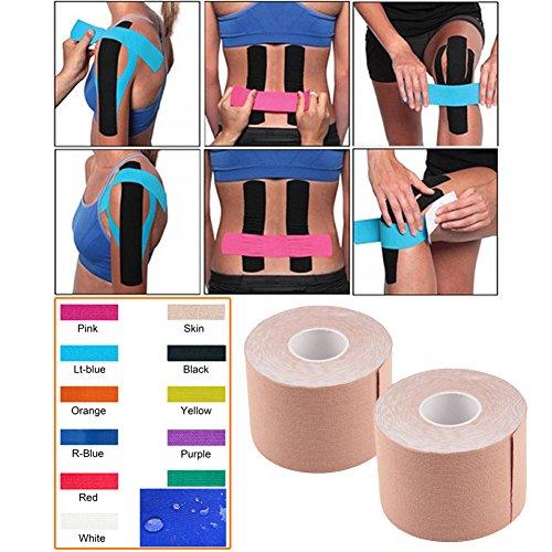colore-ruban-de-kinesiologie-therapeutique-soulage-la-douleur-best-adhesif-muscle-support-aid-sports