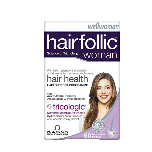 Vitabiotics | Wellwoman Tricolog...