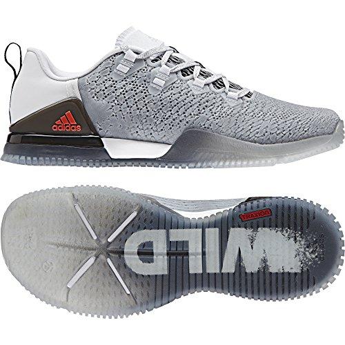 adidas Damen Crazypower Tr W Turnschuhe Elfenbein (Ftwbla/grmeva/gritra)