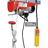 Timbertech - Treuil électrique - 100/200 kg - 230 V