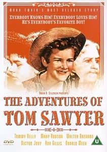 The Adventures of Tom Sawyer [DVD] [1938]