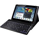 e-Vitta KeyTab 10.1Zoll Blatt Schwarz - Tablet-Schutzhüllen (25,6 cm (10.1 Zoll), Blatt, Schwarz, Universal, Staubresistent, Kratzresistent, Schockresistent, 100 h) - gut und günstig