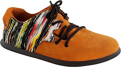 Birkenstock Montana, Sneaker donna, Arancione (Orange), 38.0 S EU