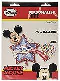 Amscan Super Shape Ballon Mickey Mouse Persönlichen Party Zubehör