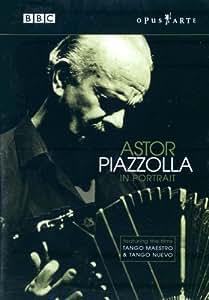 Astor Piazzolla - In Portrait [DVD] [2010]
