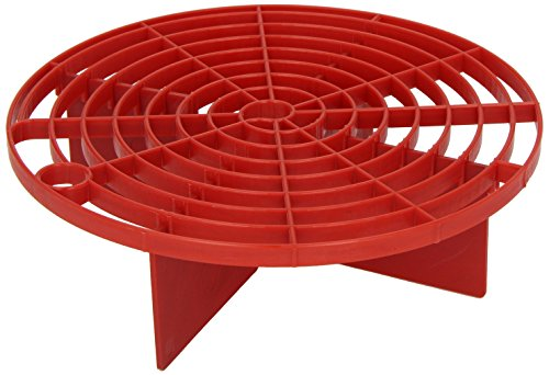 Scratch Shield Bucket Filter (RED)