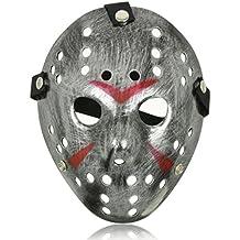 Ultra X de disfraces Jason vS Freddy Halloween máscaras de Hockey viernes 13 en un (Autentica Degli Accessori Del Costume Disney)