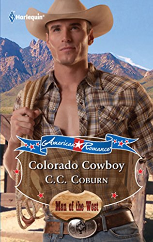 Colorado Cowboy (Mills & Boon Love Inspired) (American Romance's Men of the West, Book 1) (English Edition)