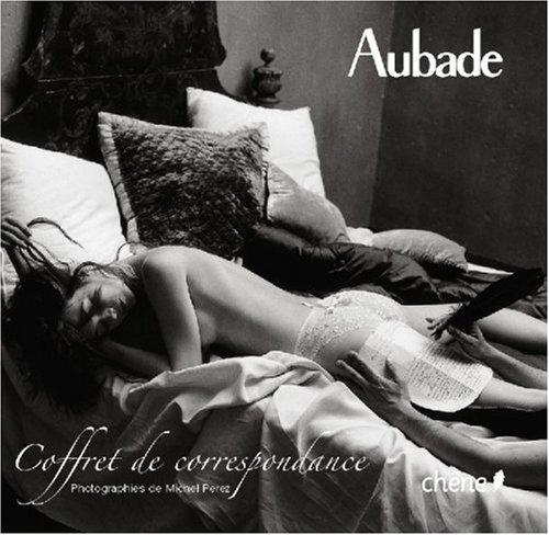 Coffret de Correspondance Aubade par Aubade
