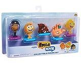 Juego de 5 Figuras coleccionables de «Emoji: la película»