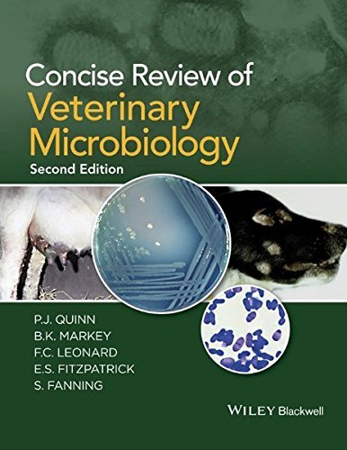 Concise Review of Veterinary Microbiology by P. J. Quinn (2015-10-09)