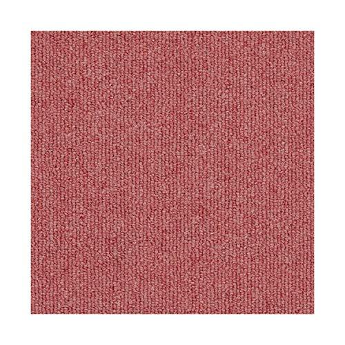 HZbox 4 StüCke Mosaik-Teppich PlüSch Puzzle Boden Krabbeln Matte Spiel Decke Yoga Matte Meditationsmatte,Bean-Paste-50×50×0.55cm (Yoga-matte Bean)