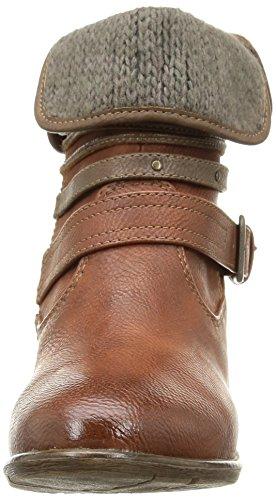 Mustang 1162601, Boots femme Marron (301 Kastanie)