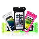 Power Theory Wasserdichte Handyhülle - Smartphone Universalhülle Handyschutz Cover Beutel