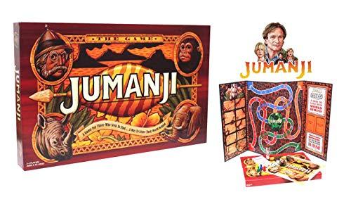 JUMANJI El Juego De Mesa - Español
