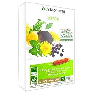 Arkopharma Arkofluides Detox 20 Phials