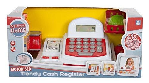 Idena - Caja registradora para tienda (Iden)