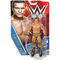 Ufficiale Mattel WWE - Serie Basic 66 Alberto Del Rio Action Figure