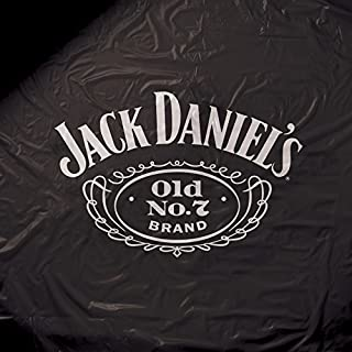Jack Daniel Vinyl Pool Table Cover, 8'