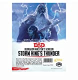 D&D Dungeon Master's Screen Storm King's Thunder GF9 73707 by Dungeons & Dragons