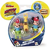 Mickey Mouse Clubhouse Mickey & Goofy Outdoor Adventure Twin Pack