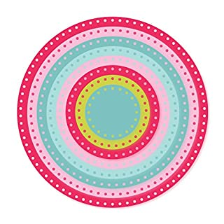 Sizzix 661560Framelits Set, Kreise, von Stephanie Barnard (8er Pack),