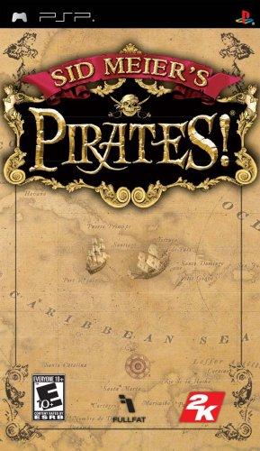Sid Meier's Pirates! - US (PSP) Z3 gebr.