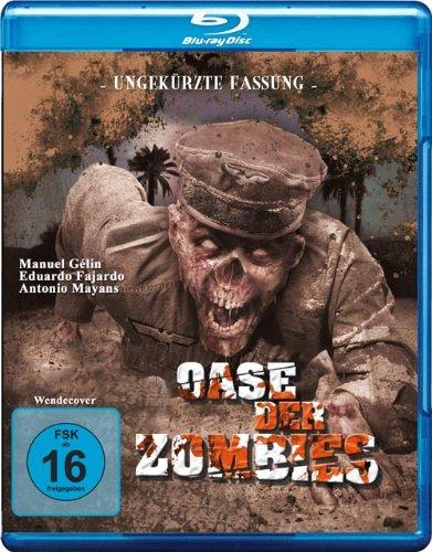 Preisvergleich Produktbild Oase der Zombies (Ungekürzte Fassung) [Blu-ray]
