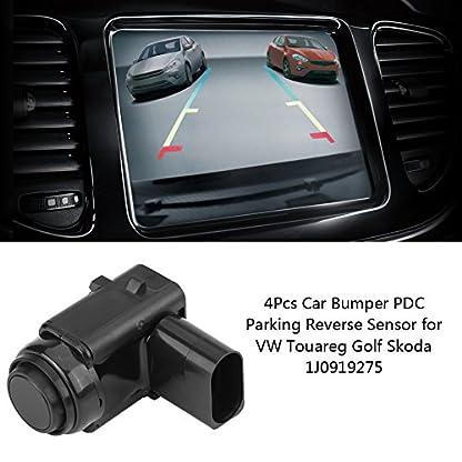 4-Stcke-Auto-Stostange-PDC-Einparkhilfe-Einparkhilfe-Auto-Distanz-Control-Sensor-1J0919275