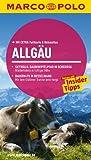 MARCO POLO Reiseführer Allgäu: Reisen mit Insider-Tipps. Mit EXTRA Faltkarte & Reiseatlas