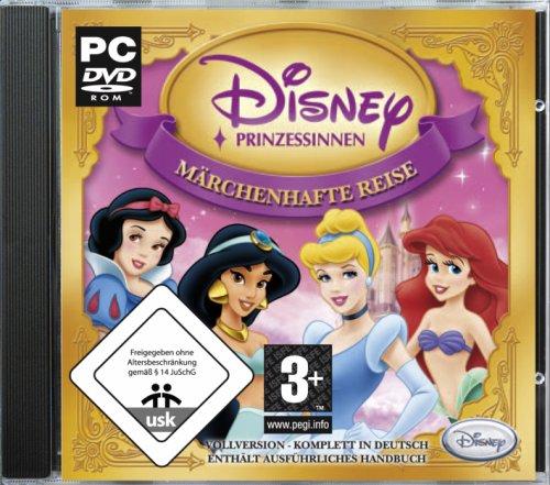 Disney Prinzessinnen: Märchenhafte Reise [Software Pyramide]