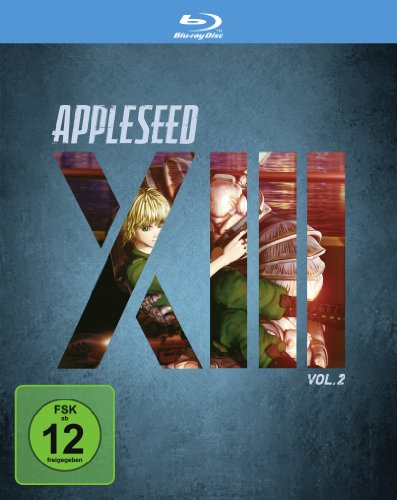 Appleseed XIII - Vol. 2 [Blu-ray]