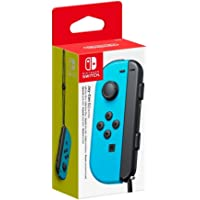 Joy-Con Left (Neon Blue) (Nintendo Switch)