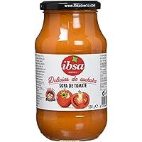 Ibsa Sopa de Tomate - 12 Unidades de 530 gr - Total: 6360 gr