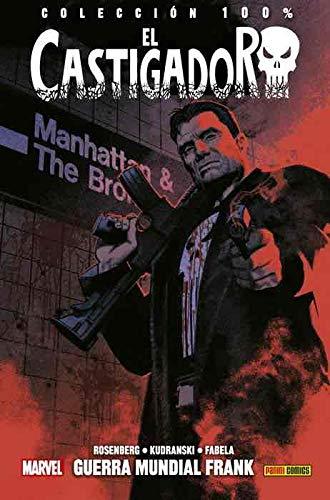 El Castigador 06. Guerra