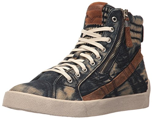 Diesel Y01169 PS310 D-String Plus Sneakers Homme Denim