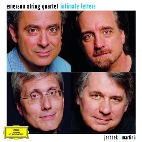 """Intimate Letters"" Janacek/Martinu: String Quartets"