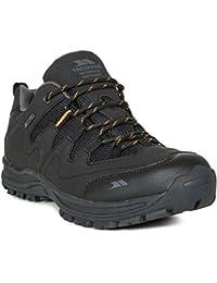 Novar, Chaussures de Running Compétition Homme, Noir (Black), 44 EUTrespass
