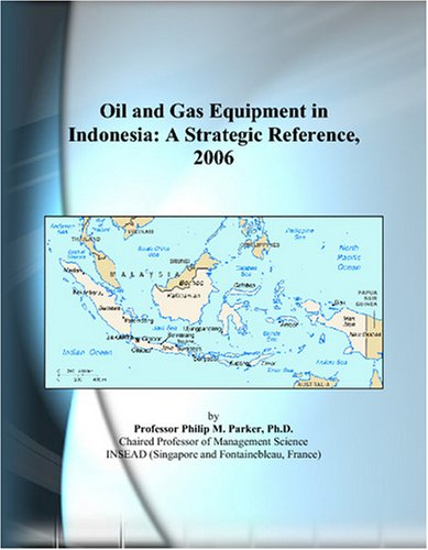 Oil and Gas Equipment in Indonesia: A Strategic Reference, 2006