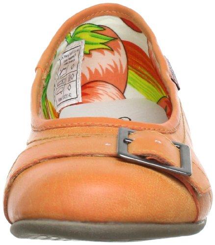 Rebella 530251, Ballerines fille Orange (Orange 62)