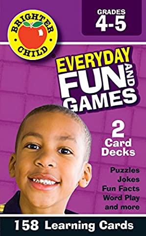Everyday Fun and Games, Grades 4 - 5