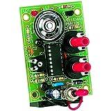 Velleman MK106 - metrónomos digitales (9V, 6 cm, 4,3 cm) Verde