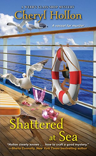 Shattered at Sea (A Webb's Glass Shop Mystery, Band 5)