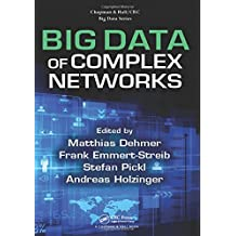Big Data of Complex Networks (Chapman & Hall/CRC Big Data)