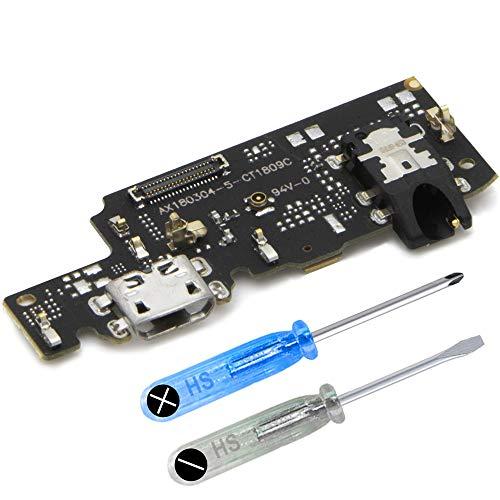 MMOBIEL Repuesto Conector Dock Carga Mikro USB Compatible