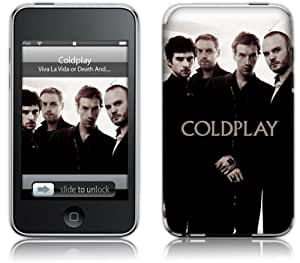 MusicSkins Coldplay - Viva for Apple iPod touch (2nd/3rd Generation)